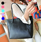Women Handbag Shoulder Bags Tote Purse Faux Leather Hobo Bag Satchel Handbag image