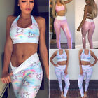 Women's Yoga Workout Pants Skinny Gym Running Fitness Leggin