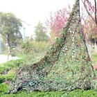 Woodland leaves Camouflage Camo Army Net Netting Car Camping Military Hunting U1Blind & Tree Stand Accessories - 177912