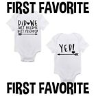 Did We Just Become Best Friends Baby Onesies Twins Pregnancy Announcement Gerber