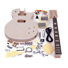 Kyпить DIY LP ST Electric Guitar Kit Maple/Mahogany Neck Rosewood Fingerboard Delicate на еВаy.соm