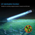 Внешний вид - Aquarium UV Sterilizer Light Submersible Water Clean for Pond Fish Tank US/EU