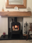 Fireplace Oak Mantle Stunning