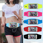 Mobile Phone Holder Touch Bag Running Belt Waist Pouch Running Accessories Tools image