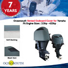 Oceansouth Outboard Motor Vented / Running Cover for Yamaha image