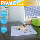 Dog Cooling Mat Blanket Cat Sleeping Ice Soft Bed Cool Breathable Pad Mat Summer