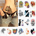 Kyпить 3D Women Men Animal Waterproof Temporary Tattoo Stickers Beauty Body Art Sticker на еВаy.соm