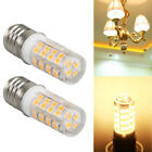2Pcs Microwave LED Replacement Light Bulb fit Appliance E17 Socket 4W Oven Bulbs photo
