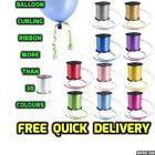 CLEARENCE NEW Balloon String tie Curling RibboN ColouR Baloon Ribbon BALLON ROLL