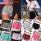 Plus Size Women Summer Causal Gym Yoga Running Shorts Beach