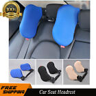 Car Seat Headrest Pad Memory Foam Pillow Head Neck Rest Support Cushion US Stock