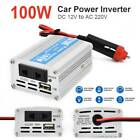 100W-1500W Car Power Inverter Wechselrichter DC 12V to AC 220V Converter w/ USB