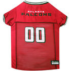 Atlanta Falcons NFL Pets First Licensed Dog Pet Mesh Jersey Red,  XS-2XL NWT $33.96 USD on eBay