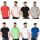 Mens Urban Release Polo T-Shirt Short Sleeve Crew Neck Casual Fit Tee Horse