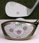 Golf Club Driver Wood Iron Training Aid Sticker Impact Face Tape Recorder Label