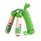 3.0m Cartoon High Quality Wooden Handle Jump Rope Toy Gift For Kids Sports Game