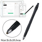 2in1 Precision Thin Capacitive Screen Stylus Pen For iPhone for iPad Phone Tab