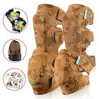 Innovative Soft Kids Knee and Elbow Pads Bike Gloves Protective FREE SHIPPING