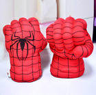 Spider Man Hulk Stuffed Gloves Toy Halloween Prop Gift for both Kids and Adults
