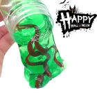 Amusing Halloween Chilopod Mixing Cloud Slime Putty Scented Stress Kids Clay Toy