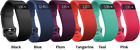 Внешний вид - New Fitbit Charge HR Wireless Activity & Heart Rate Wristband Black & All colors