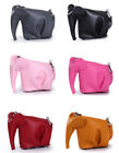 Korea Girl Handbag Elephant Shoulder PU Leather Bag Casual Messenger Cute
