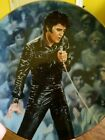 Bradford Exchange-Elvis commemorative wall plates by Delphi #1 thru 4