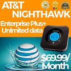 Unlocked Netgear 4G Lte Nighthawk M1 MR1100 Cat16 Mobile Hotspot WiFi Router
