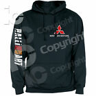 Felpa Mitsubishi Motors Ralliart Rally Hoodies Car Speed Racing Pista Drifting