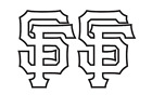 San Francisco Giants Decal Logo Vinyl  Sticker Buy 1 Get 2 on Ebay