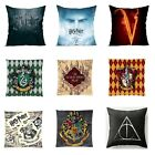 Harry Potter Pillow Fo Home Decoration Waist Cushion Cover H