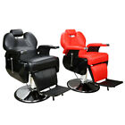 Professional Salon Styling Hair Barber Chair Spa Equipment Reclining Classic US