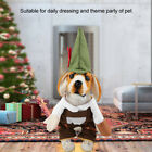 Funny Halloween Christmas Pet Dog Cat Banana Style Clothes Theme Party Costume