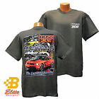 Ford Mustang Boss 302 Hot Shirt Back Printed Design GEAR HEADZ PRODUCTS