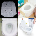 US 1/2/3/5 Pack Disposable Toilet Seat Paper Covers Closesto