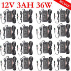 BIG SALE ! Power Supply Adapter AC DC 12V 3A 36W for Security Camera CCTV US LOT