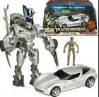 TRANSFORMERS HUMAN ALLIANCE SERIES ROBOT FIGURE TOY POLICE CAR