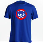 Chicago Cubs T-Shirt - Cubbie Bear Old School Shirt - S-5XL on Ebay