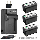 Kastar Battery AC Charger for Leica GEB221 GEB241 GEB242 GEB371 Total Station