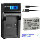 Kastar Battery LCD Charger for Canon NB-10L CB-2LC & Canon PowerShot SX40 HS