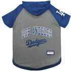 Los Angeles Dodgers MLB Sporty Dog Pet Hoodie T-Shirt Sizes XS-L on Ebay