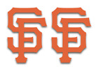 San Francisco Giants Logo Vinyl Decal Sticker Buy 1 Get 2 on Ebay