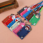 NEW Business Work ID Bus Card Badge Case Holder Cover W/ Neck Lanyard