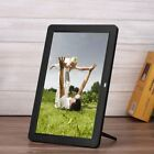 Digital Picture Frame With Wireless Remote 12 Inch Screen Built-in Speaker LS