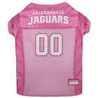 Jacksonville Jaguars NFL Pets First Licensed Dog Pet Mesh Pink Jersey XS-L NWT $35.95 USD on eBay
