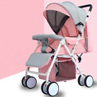 Portable Baby Stroller Travel Lightweight Mini System Pushchair Infant Carriage