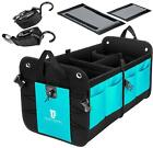 Trunkcratepro Premium Quality Collapsible Portable Heavy Duty Multi Compartments