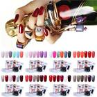 FairyGlo 6 Color Set Gel Nail Polish Varnish UV LED Manicure