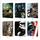 Star Wars Leather Smart Case Cover iPad 2 3 4 5 6 Air mini 1 Pro 9.7 10.5 035 $16.99 AUD on eBay