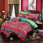 3PCS Bedding Quilt Set Bedspread Coverlet 2 Pillowcases for King Queen Size Sale image